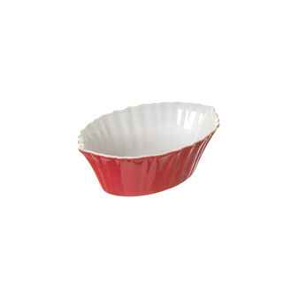 Ceramic oval oven dish