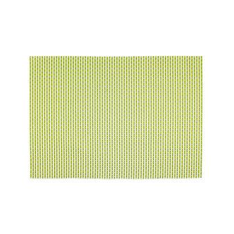 Woven PVC table mat