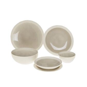 Linea tavola in ceramica Soleil