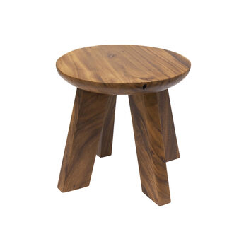 Coffee table in solid Suar wood