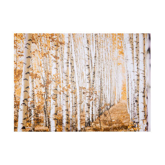 Perspective photo print canvas