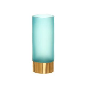 Vaso cilindrico fatto a mano
