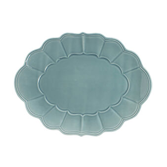 Piatto da portata ceramica portoghese stile provenzale