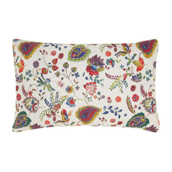 Cotton percale pillowcase with digital print