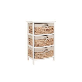 Bamboo 3-drawer unit