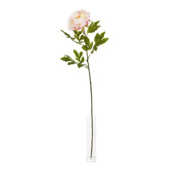 Peonia rosa artificiale