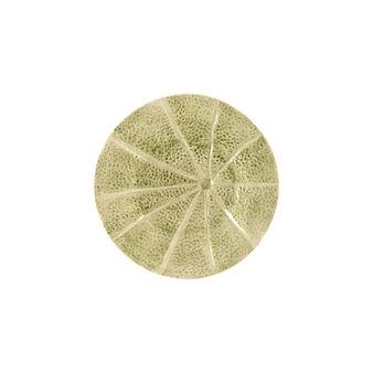Piatto frutta ceramica portoghese melone