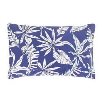 Foliage pillowcase in 100% cotton satin