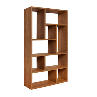 Field maple wooden bookcase