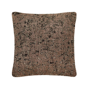 Cushion with raised design