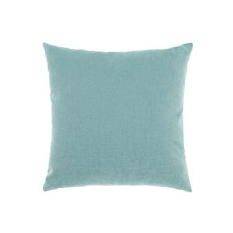 Plain polished cushion