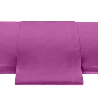 Cotton percale flat sheet