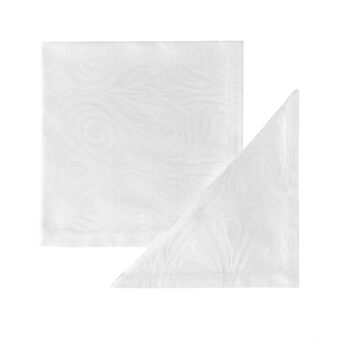 Two-pack napkins in 100% Egyptian cotton