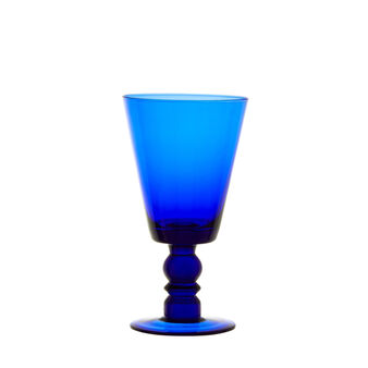 Square drinking goblet