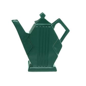 Teiera stile Déco in ceramica