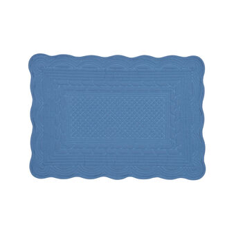 Table mat in 100% boutis cotton