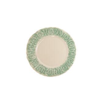 Hand-made ceramic side dish