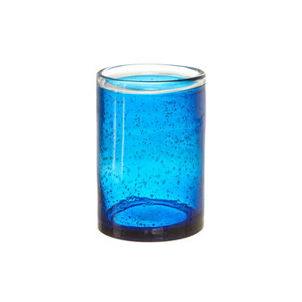 Glass paste vase