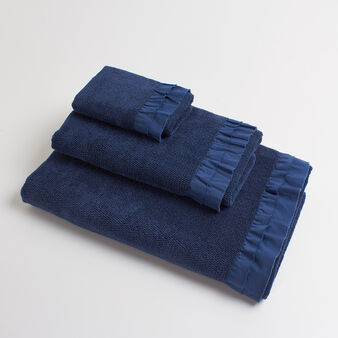 Asciugamano spugna in puro cotone