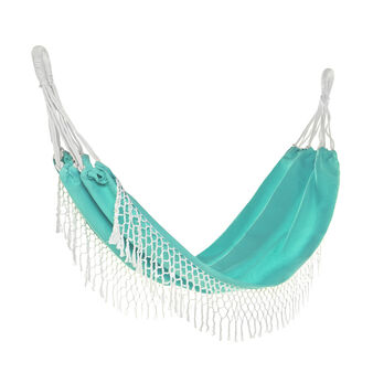 100% cotton hammock