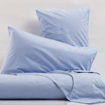 Parure letto in puro cotone percalle