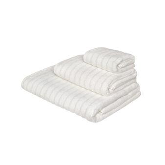 Asciugamano in spugna di puro cotone.