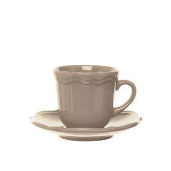 Adele ceramic tea cup.