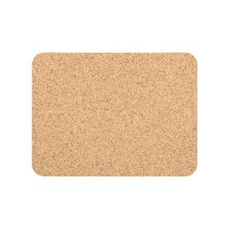 Cork table mat