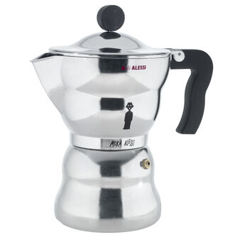 Alessi Moka 6-cup stove top espresso maker
