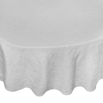 100% linen tablecloth with soft hand
