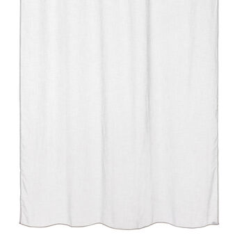 Set of 2 solid colour curtains
