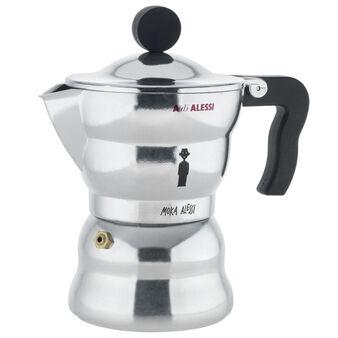 Alessi Moka 3-cup stove top espresso maker