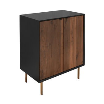 Cargo Deco sideboard in American walnut