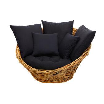 Cargo divano rattan nido Paros