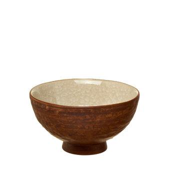 Ceramic dish.