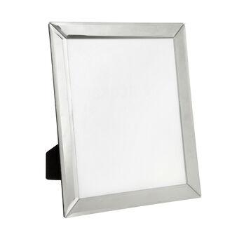 Portafoto con cornice a specchio