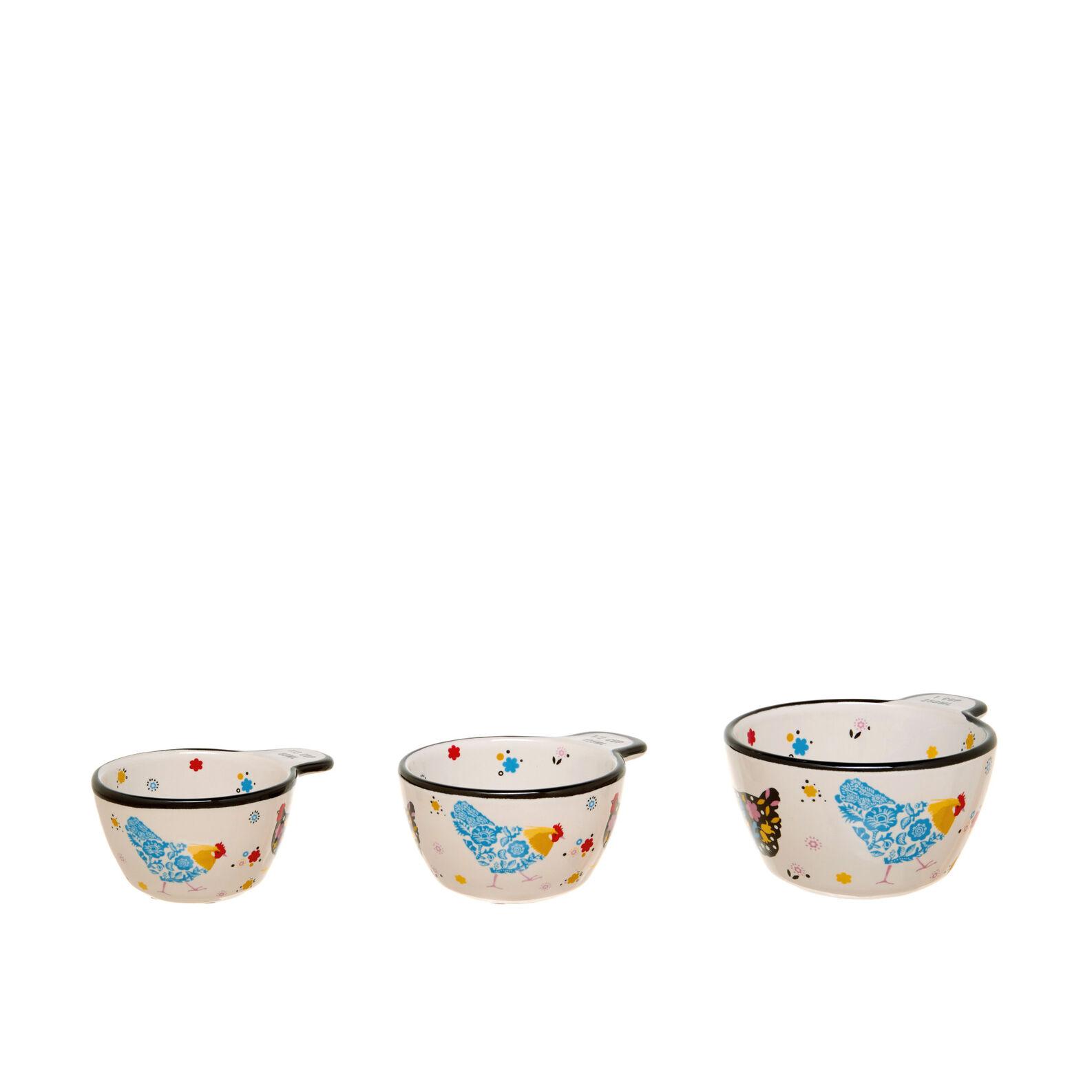 Coppetta in ceramica con decorazione motivo galline coincasa for Decorazione ceramica