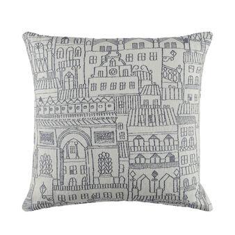 Linen cushion
