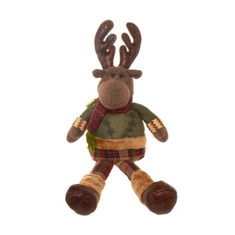 Reindeer decoration H 56 cm