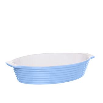 Pirofila ovale in ceramica