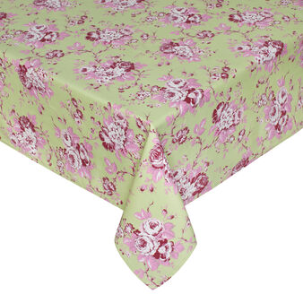 100% cotton tablecloth with Blossom floral print