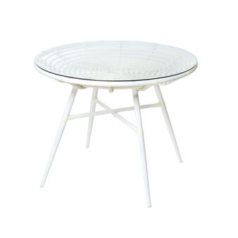 Anacapri rattan table