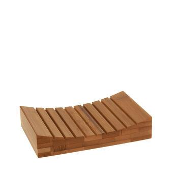 Portasapone bambù