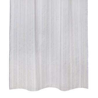 Two-tone jacquard curtain