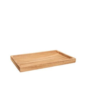 Natural wood tray