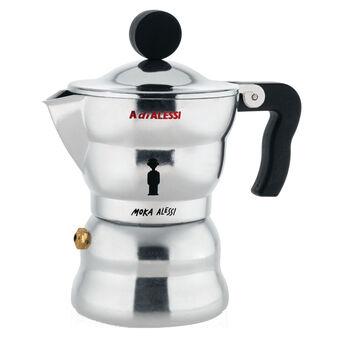 Alessi Moka 1-cup stove top espresso maker