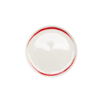 Aline ceramic side plate
