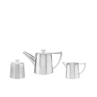 Silver-plated tableware range