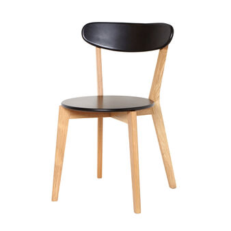 Milano oak chair