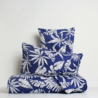 Foliage flat sheet 100% cotton percale
